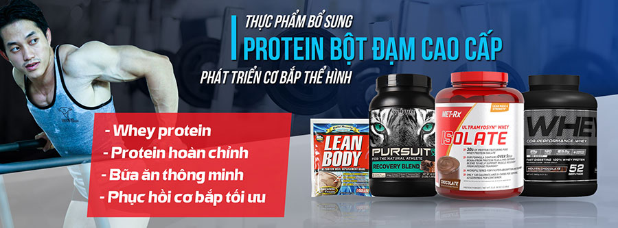 Protein Hỗ Trợ