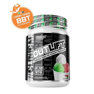 Nutrex Outlift Pre-workout Mạnh Nhất (20SV)