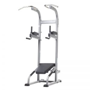 Evolution Vkr / Chin / Dip / Ab Crunch / Push-Up Training Tower (CCD-347)